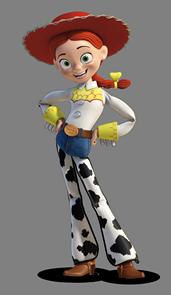 Jessie de Toy Story