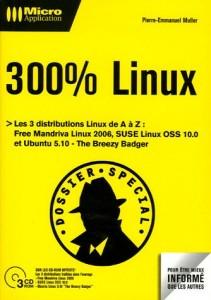 Couverture 300% Linux